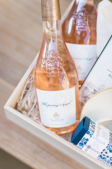 Romantic Gold, Grey and Berry Vineyard Wedding Inspiration | Jenny Quicksall & An Enlightened Event 26
