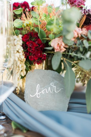 Romantic Gold, Grey and Berry Vineyard Wedding Inspiration | Jenny Quicksall & An Enlightened Event 55