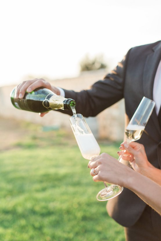 Romantic Gold, Grey and Berry Vineyard Wedding Inspiration | Jenny Quicksall & An Enlightened Event 64