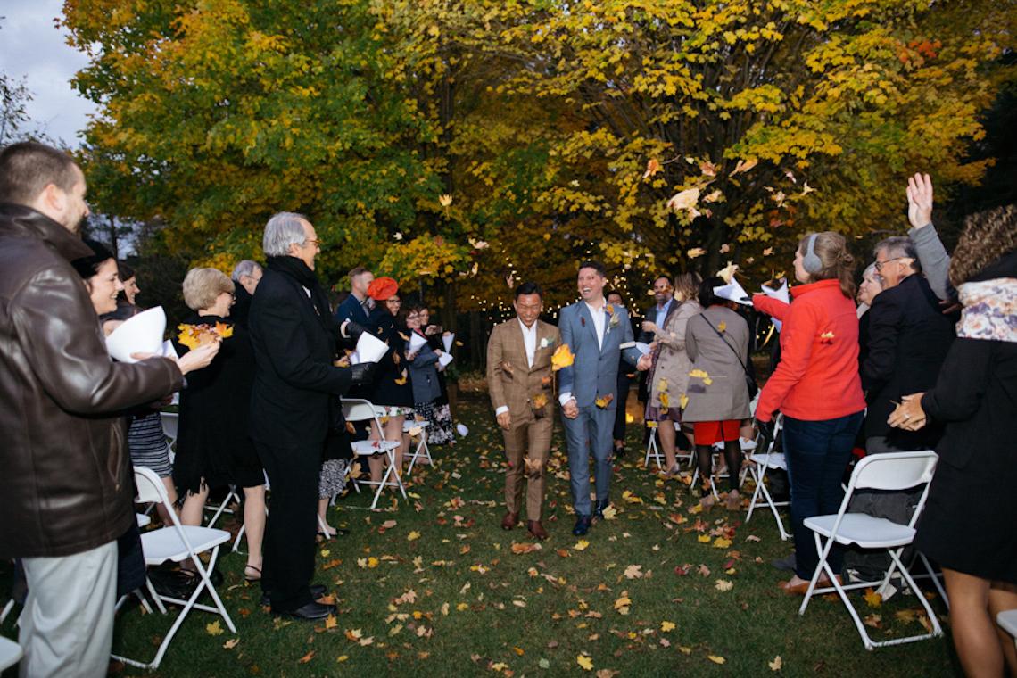 Rustic Autumnal Toronto Wedding | Laura May 54
