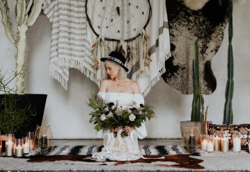 Southwestern Styled Wedding Shoot | Maggie Rae Photography | The Gifford Collective 17