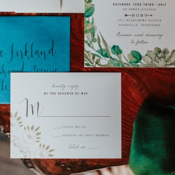 Southwestern Styled Wedding Shoot | Maggie Rae Photography | The Gifford Collective 2