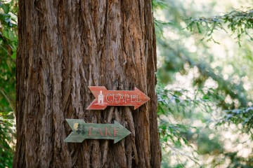 Whimsical Wedding in the Redwoods | Retrospect Images 64