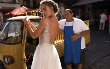 World Exclusive: MUSE by Berta wedding Dress Collection