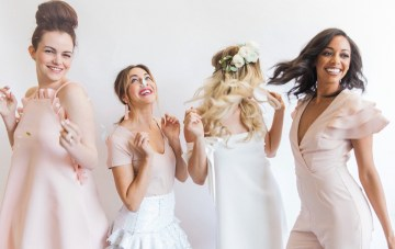 5 Ways To Throw Your Bride A Chic & Unique Bridal Shower