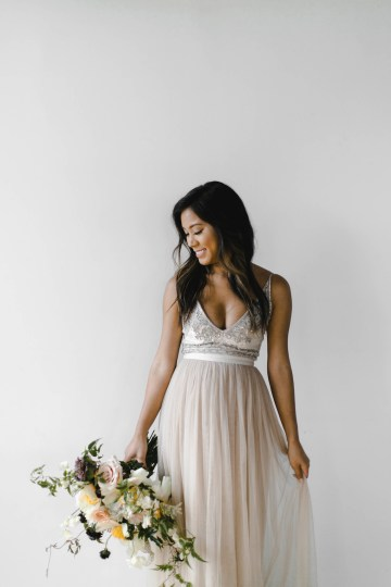 Cozy & Intimate Coffee Shop Elopement Inspiration | Grace Niu Avila 42