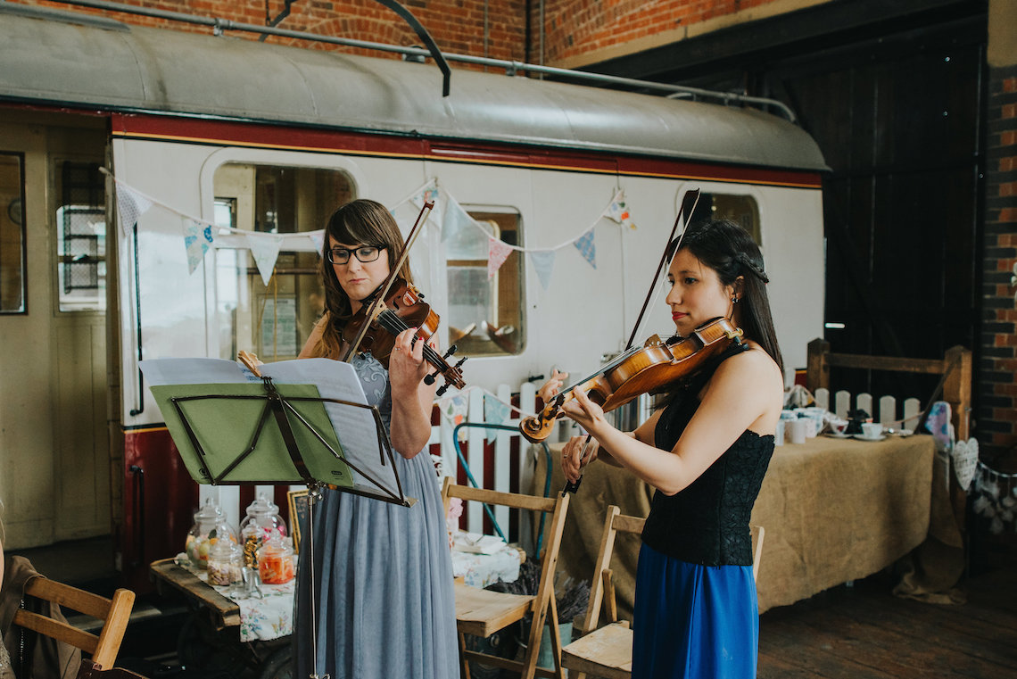East Anglian Railway Museum Wedding | Remain in Light Photography | Bridal Musings 14