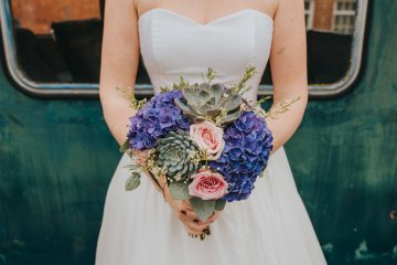 East Anglian Railway Museum Wedding | Remain in Light Photography | Bridal Musings 24