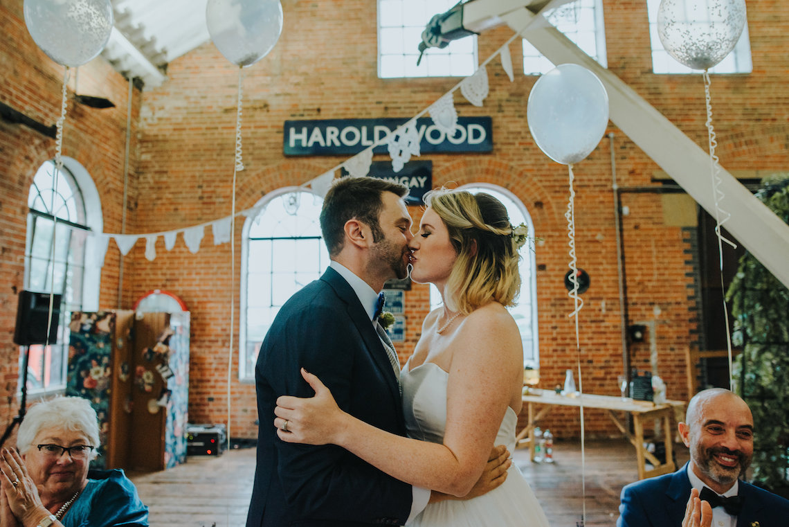 East Anglian Railway Museum Wedding | Remain in Light Photography | Bridal Musings 40
