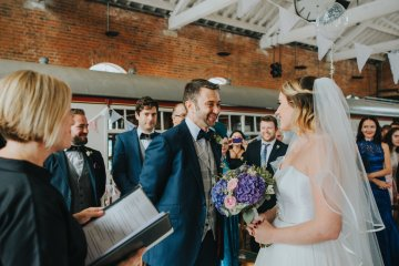 East Anglian Railway Museum Wedding | Remain in Light Photography | Bridal Musings 9