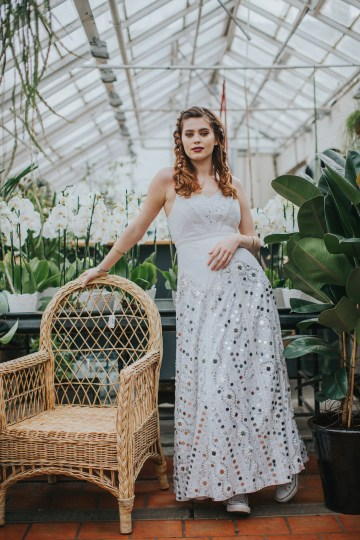 Festival Bridal Style For The Rock And Roll Bride 24