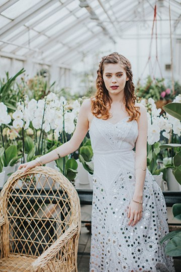 Festival Bridal Style For The Rock And Roll Bride 28
