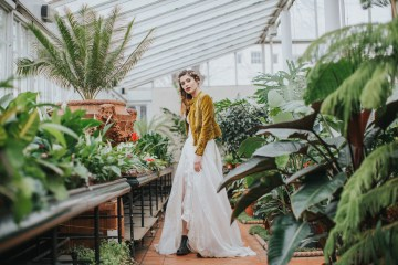 Festival Bridal Style For The Rock And Roll Bride 5