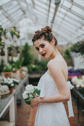 Festival Bridal Style For The Rock And Roll Bride 71