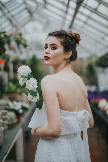 Festival Bridal Style For The Rock And Roll Bride 74