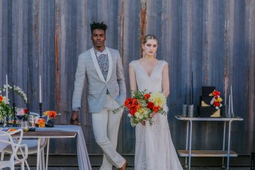 Stylish, Cool & Colorful Shipping Container Styled Shoot | Olive Studio 25