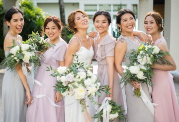 The Dreamiest Sunset Beach Wedding in Thailand   Darin Images 3
