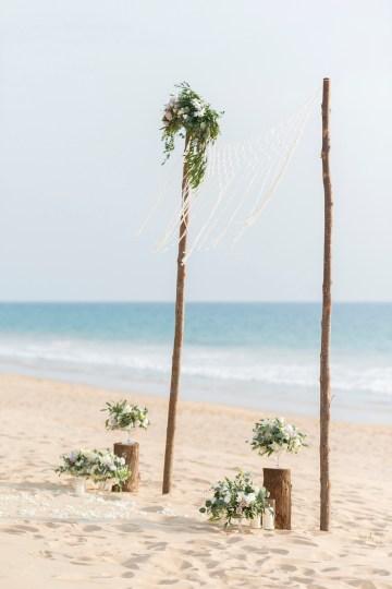 The Dreamiest Sunset Beach Wedding in Thailand   Darin Images 35