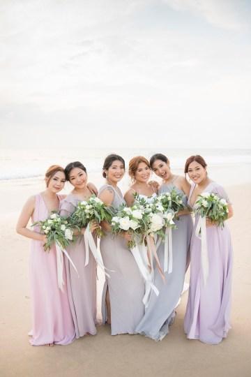 The Dreamiest Sunset Beach Wedding in Thailand   Darin Images 44