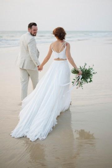 The Dreamiest Sunset Beach Wedding in Thailand   Darin Images 45
