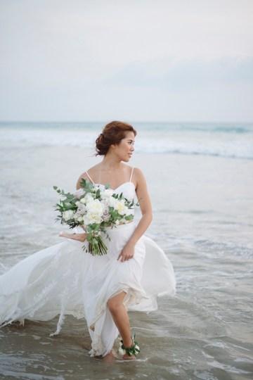 The Dreamiest Sunset Beach Wedding in Thailand   Darin Images 48