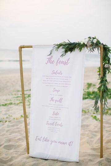 The Dreamiest Sunset Beach Wedding in Thailand   Darin Images 56