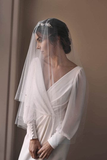 The Opulent Secret Garden Collection from Tania Maras Bridal 10