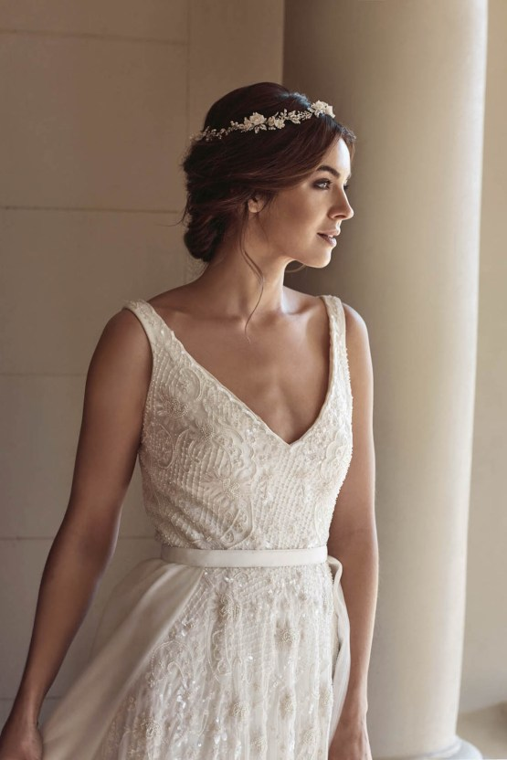 The Opulent Secret Garden Collection from Tania Maras Bridal 13