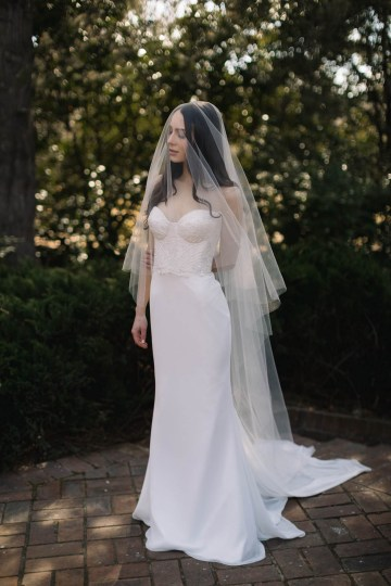 The Opulent Secret Garden Collection from Tania Maras Bridal 26