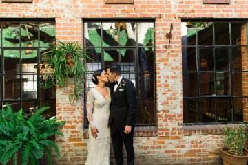 Warm Winter Wedding in a Hidden Los Angeles Italian Villa | Amanda McKinnon 13