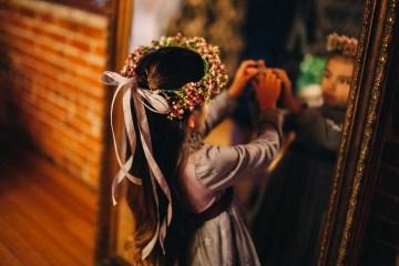 Warm Winter Wedding in a Hidden Los Angeles Italian Villa | Amanda McKinnon 15