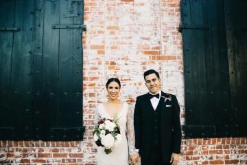 Warm Winter Wedding in a Hidden Los Angeles Italian Villa | Amanda McKinnon 16