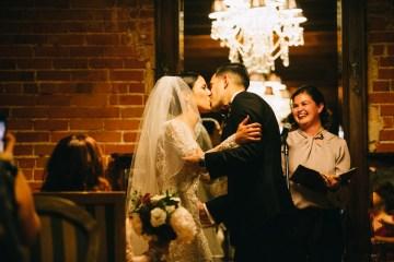 Warm Winter Wedding in a Hidden Los Angeles Italian Villa | Amanda McKinnon 28