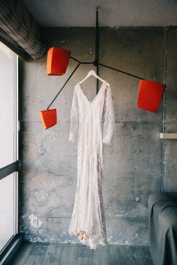 Warm Winter Wedding in a Hidden Los Angeles Italian Villa | Amanda McKinnon 32