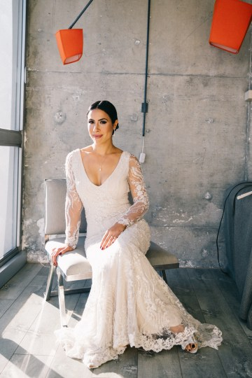 Warm Winter Wedding in a Hidden Los Angeles Italian Villa | Amanda McKinnon 40