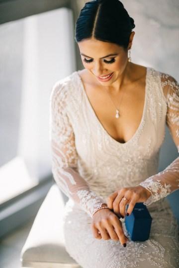 Warm Winter Wedding in a Hidden Los Angeles Italian Villa | Amanda McKinnon 41