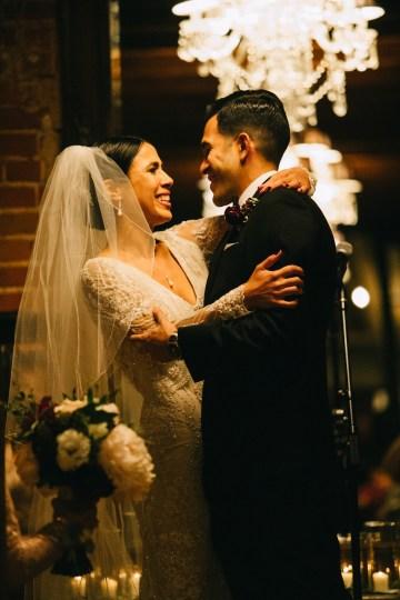 Warm Winter Wedding in a Hidden Los Angeles Italian Villa | Amanda McKinnon 58
