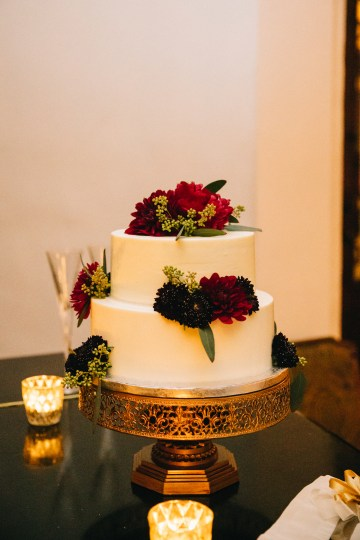 Warm Winter Wedding in a Hidden Los Angeles Italian Villa | Amanda McKinnon 63