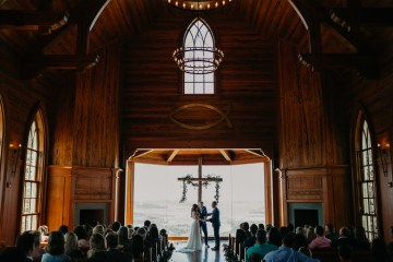 Boho Ozarks Wedding in an Magnificent Hilltop Chapel | Unveiled Radiance Photography 1