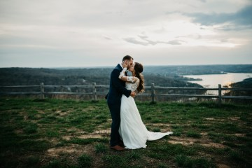 Boho Ozarks Wedding in an Magnificent Hilltop Chapel | Unveiled Radiance Photography 10