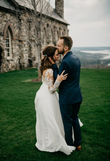 Boho Ozarks Wedding in an Magnificent Hilltop Chapel | Unveiled Radiance Photography 25