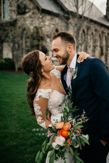 Boho Ozarks Wedding in an Magnificent Hilltop Chapel | Unveiled Radiance Photography 26
