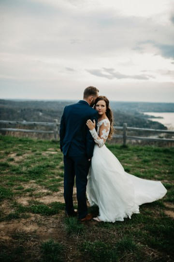 Boho Ozarks Wedding in an Magnificent Hilltop Chapel | Unveiled Radiance Photography 31