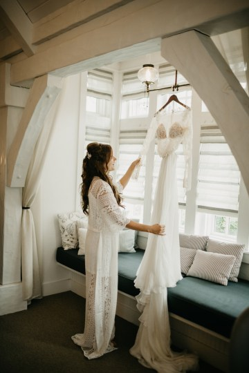 Boho Ozarks Wedding in an Magnificent Hilltop Chapel | Unveiled Radiance Photography 34