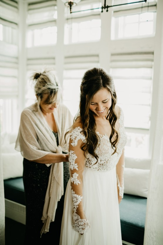Boho Ozarks Wedding in an Magnificent Hilltop Chapel | Unveiled Radiance Photography 36