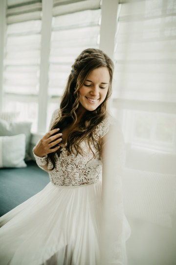 Boho Ozarks Wedding in an Magnificent Hilltop Chapel | Unveiled Radiance Photography 37