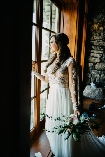 Boho Ozarks Wedding in an Magnificent Hilltop Chapel | Unveiled Radiance Photography 46