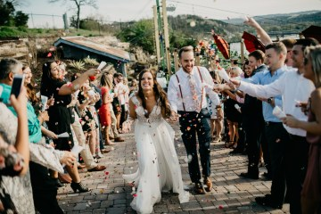 Boho Ozarks Wedding in an Magnificent Hilltop Chapel | Unveiled Radiance Photography 5