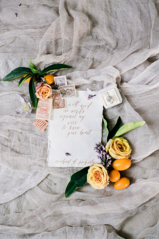 Bright & Colorful Wedding Inspiration With An Incredible Floral Dress | Rosencrown Photography 17