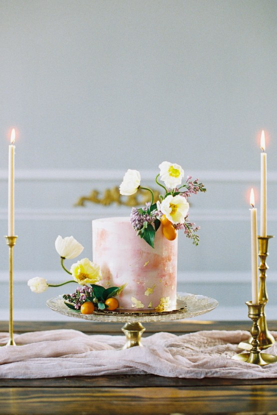 Bright & Colorful Wedding Inspiration With An Incredible Floral Dress   Rosencrown Photography 45